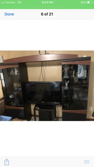 Entertainment Center for Sale in Tallahassee, FL