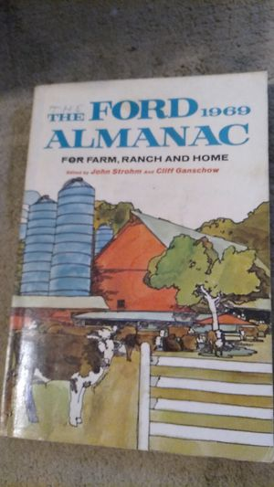 The Ford Almanac 1969 for Sale in Ava, MO