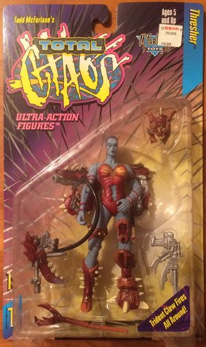 McFarlane Toys Total Chaos Thresher action figure for Sale in Lake Oswego, OR