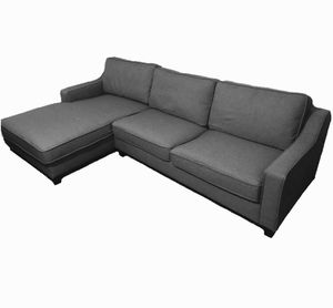 Large Brand New Sectional and Ottoman for Sale in Bountiful, UT