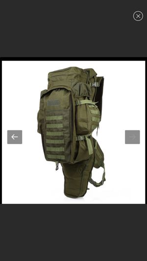 Outlife 60L Outdoor Military Pack Backpack for Sale in Festus, MO