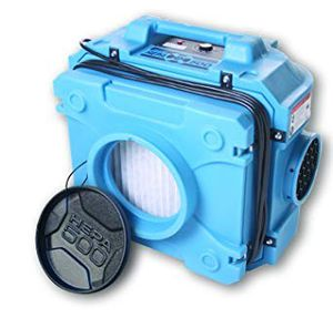 dri-eaz f284 defendair hepa 500 air purifier negative air machine air scrubber for Sale in Willowbrook, IL