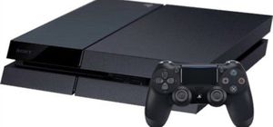 PS4 with cables and 1 controller for Sale in Arcadia, CA