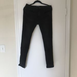 Zara Black Jeans for Sale in Silver Spring, MD