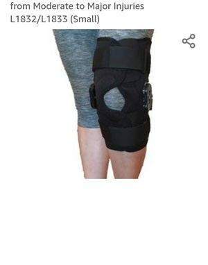 Knee brace for major and small injuries for Sale in Pico Rivera, CA
