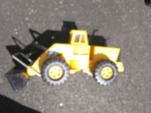 Tonka Trucks Metal Yellow Vintage Toy Collectible Antique Decent Shape for Sale in Belmont, MA