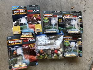Angry birds Star Wars Telepods sets for Sale in Tampa, FL