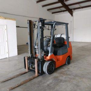 Forklift 2001 Toyota 7FGCU30 6000 Lb Forks Sideshift Propane for Sale in Pflugerville, TX