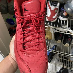 Red 12s Size 9.5 for Sale in New Port Richey, FL