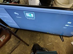 Hisense 50 inch smart LED TV for Sale in Osceola, IN