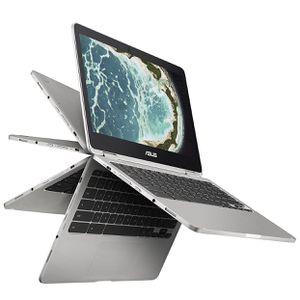 "ASUS Chromebook Flip C302 2-In-1 Laptop- 12.5"" Full HD Touchscreen, Intel Core M3, 4GB RAM, 64GB Flash Storage, All-Metal Body, USB Type C, Corning Go for Sale in Orlando, FL"