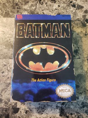 Neca Reel Toys, Batman, 8 bit nes inspired action figure for Sale in Crystal City, MO