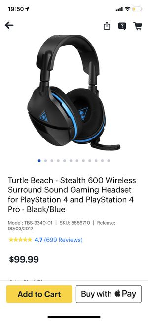 Turtle Beach Stealth 600 for Sale in Rockville, MD