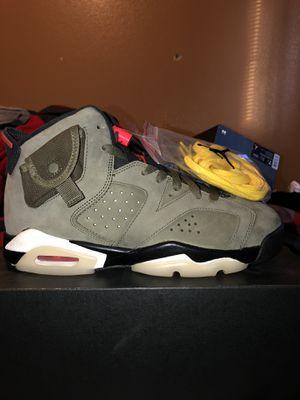 Jordan 6 Travis Scott size 6.5 Deadstock for Sale in Stockton, CA