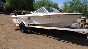 Free boat and trailer bring tire and rim 5x4.5 for Sale in Menifee, CA