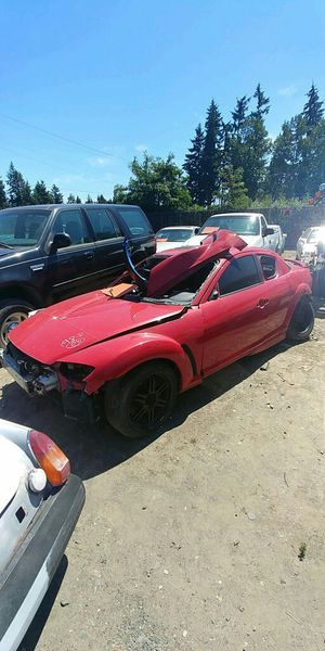 Parting out 2006 Mazda Rx-8 for Sale in Spanaway, WA