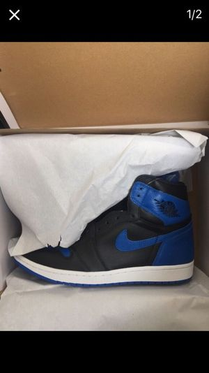 Jordan 1 Royal size 11 for Sale in Philadelphia, PA
