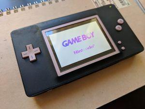 Nintendo Gameboy Macro (custom build) for Sale in San Francisco, CA