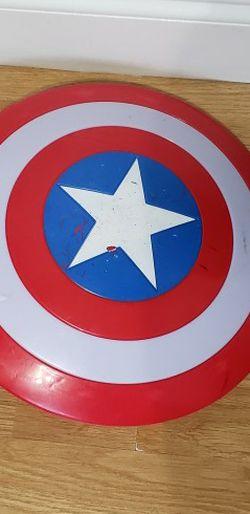Captain America Talking/light Up Shield. for Sale in Pompano Beach,  FL