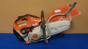 Stihl Gas Powered Concrete Cut Off Saw (Model: TS420) for Sale in Marietta, GA