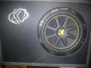 Kicker. for Sale in Negaunee, MI