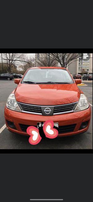 2008 Nissan Versa 112k miles automatic ac keyless for Sale in Arlington, VA