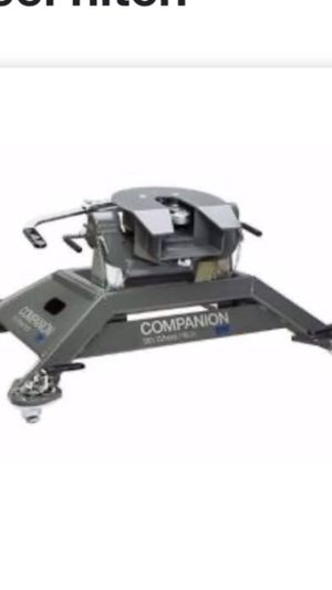 Companion fifth wheel hitch fits ram truck the best of the best for Sale in Brentwood, TN