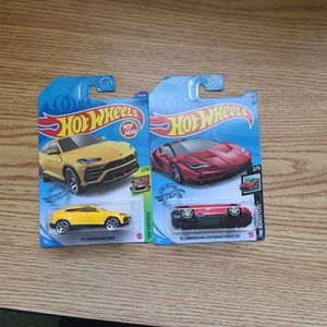 Hotwheels Lamborghini Urus & Centenario Roadster for Sale in Beaverton, OR