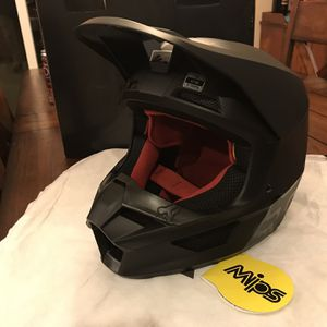 Fox V1 Youth Small Helmet Matte Black for Sale in Rancho Cucamonga, CA