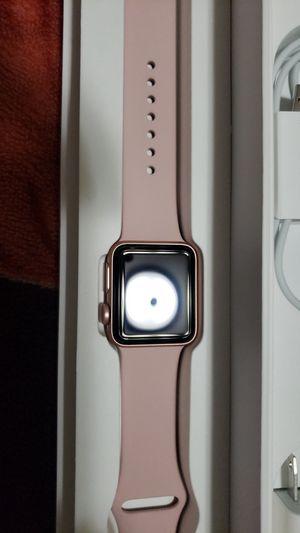 38mm Apple Watch Series 3 for Sale in Alexandria, VA