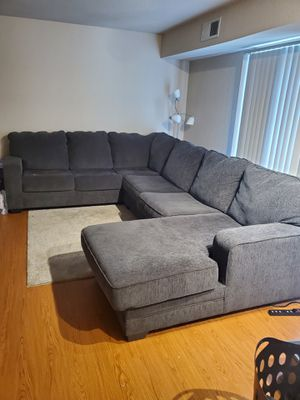 Sectional - couch for Sale in Rustburg, VA
