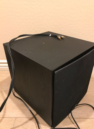 Polk audio PSW108 subwoofer for Sale in Gilbert, AZ