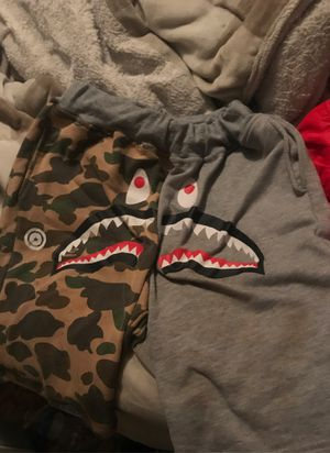 Bape shorts for Sale in Marysville, OH