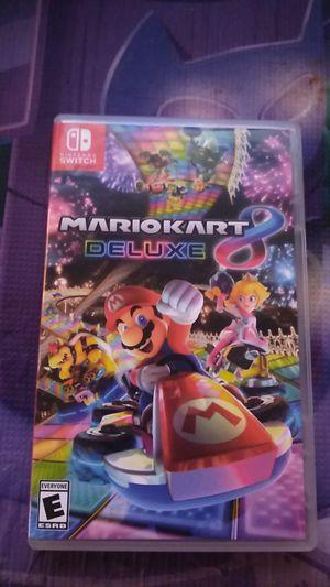 Mario Kart 8 Deluxe for Sale in Fresno, CA