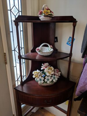 Wabash Corner Shelf for Sale in Arlington, VA