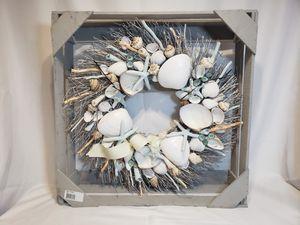"""20"""" Seashell Wreath for Sale in Spokane, WA"""