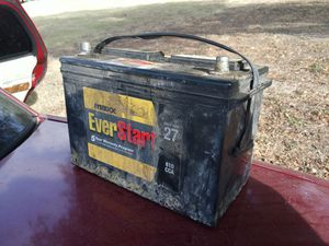 Heavy duty battery for Sale in Fort Worth, TX