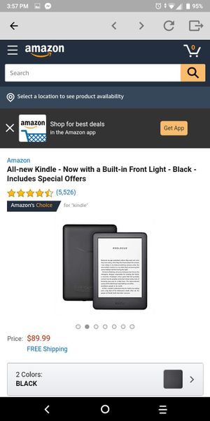 KINDLE Brand new, never opened for Sale in McKees Rocks, PA