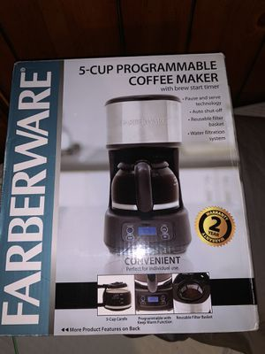 Farberware Coffee Maker for Sale in Pittsburgh, PA