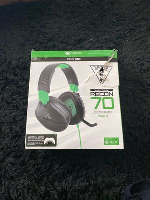 Xbox One Turtle Beach gaming Headset for Sale in Modesto, CA