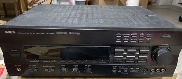 Yamaha Stereo Receiver