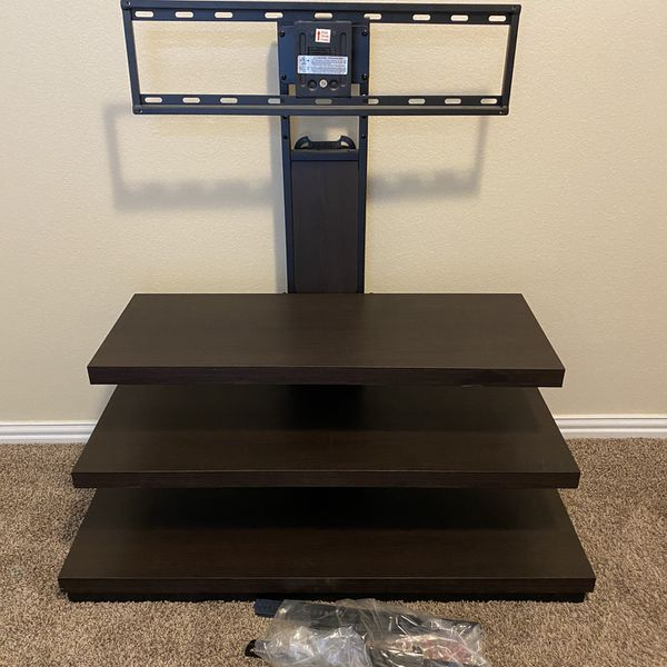 TV Stand With TV Mounting Hardware