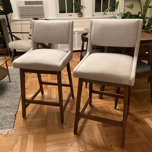 Brand New Pair of Bar Stools/ Chairs for Sale in Queens, NY