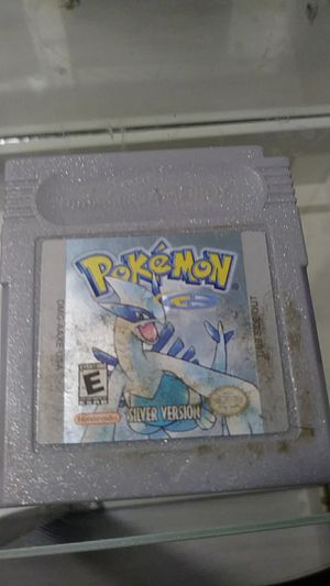 Pokemon silver for Sale in Cleveland, OH