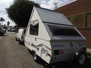 2001 Chalet camper trailer for Sale in Los Angeles, CA