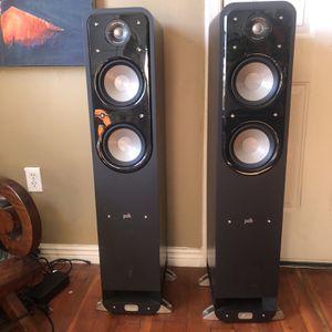Polk S55 Floor Standing Tower Speakers for Sale in Phoenix, AZ