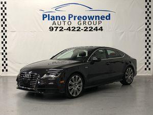 2012 Audi A7 HB Quattro 3.0 Prestige for Sale in Plano, TX