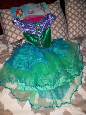 Little Mermaid costume size 7-8 for Sale in Arlington Heights, IL