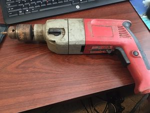 Milwaukee 1/2 Hammer Drill for Sale in Savannah, GA