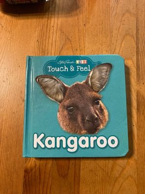 Brand new touch & feel kids book for Sale in Los Angeles, CA